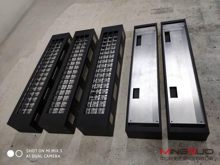 精密钣金PCB板钣金BOX