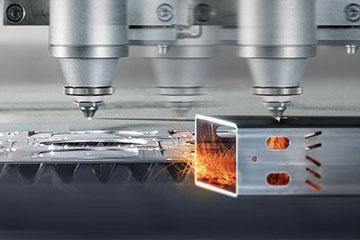 激光切管机在钣金加工行业的应用