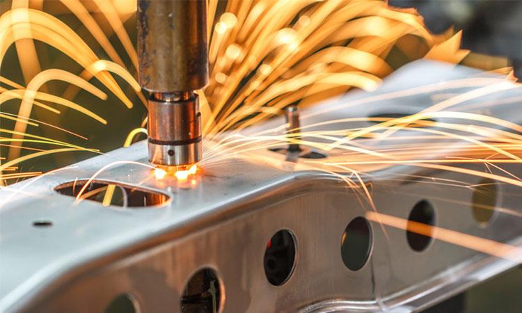 现代激光焊接的工作原理-钣金加工珠海机箱机柜设备外壳激光切割中山铭偌金属制品有限公司