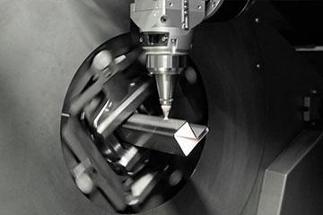 钣金加工中激光切割机与其他工艺相比有哪些优点?