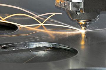 钣金加工中激光切割圆孔不圆的处理办法